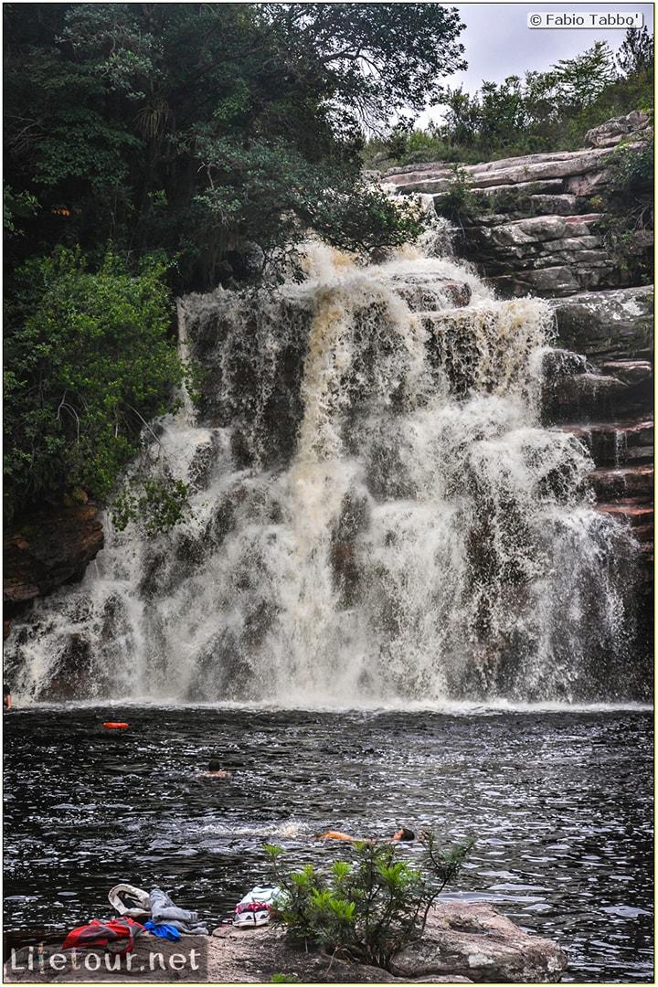 Fabio's LifeTour - Brazil (2015 April-June and October) - Chapada Diamantina - National Park - 1- Waterfalls - 4668