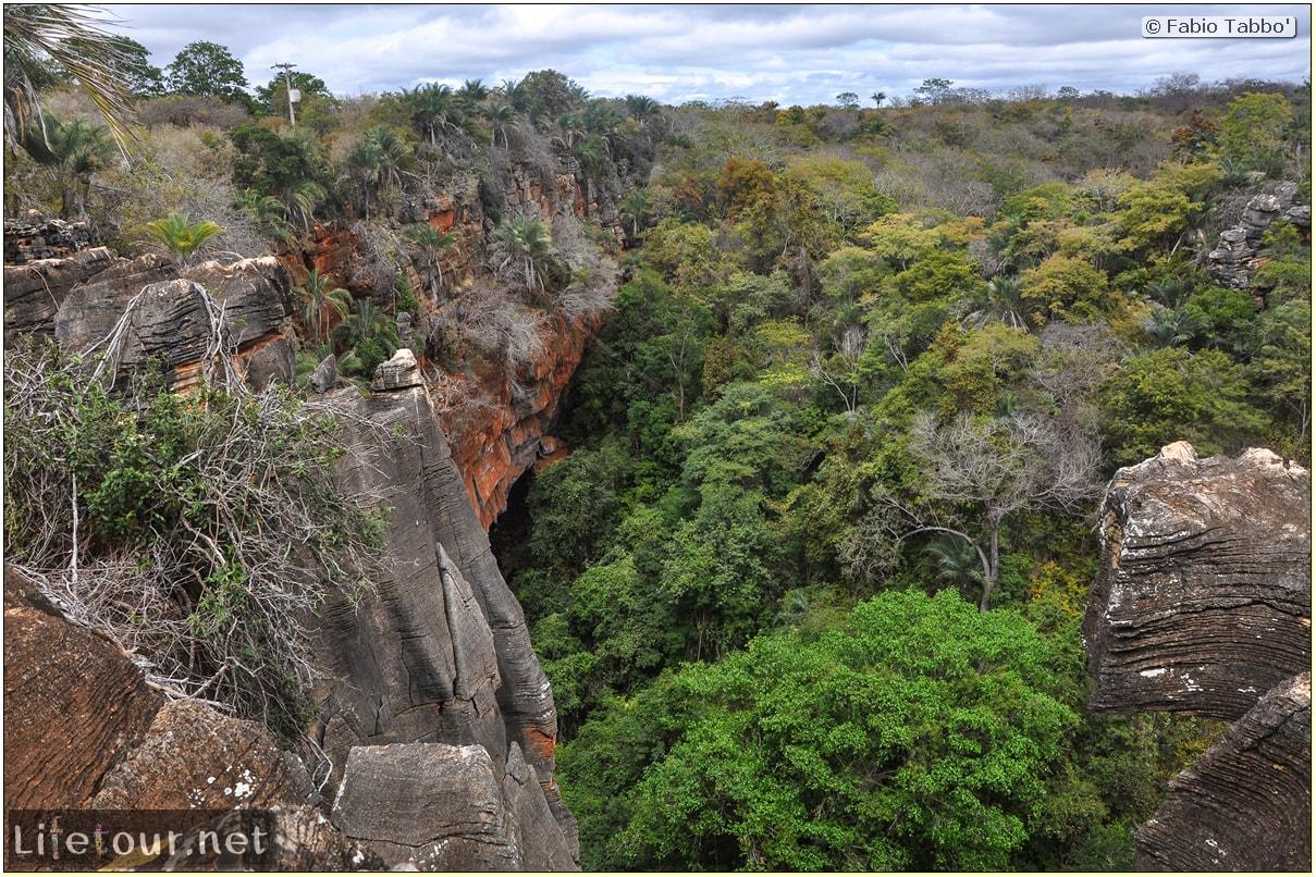 Fabio's LifeTour - Brazil (2015 April-June and October) - Chapada Diamantina - National Park - 2- Gruta da Lapa Doce - 6167