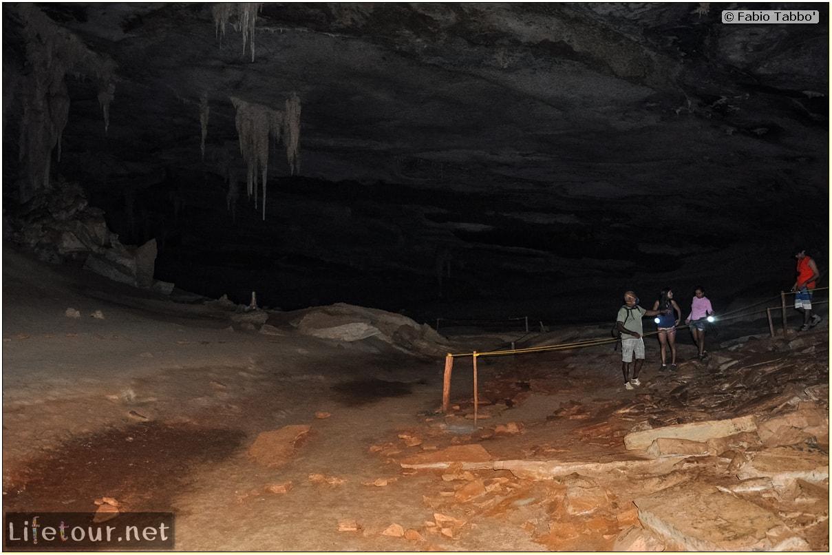 Fabio's LifeTour - Brazil (2015 April-June and October) - Chapada Diamantina - National Park - 2- Gruta da Lapa Doce - 7374