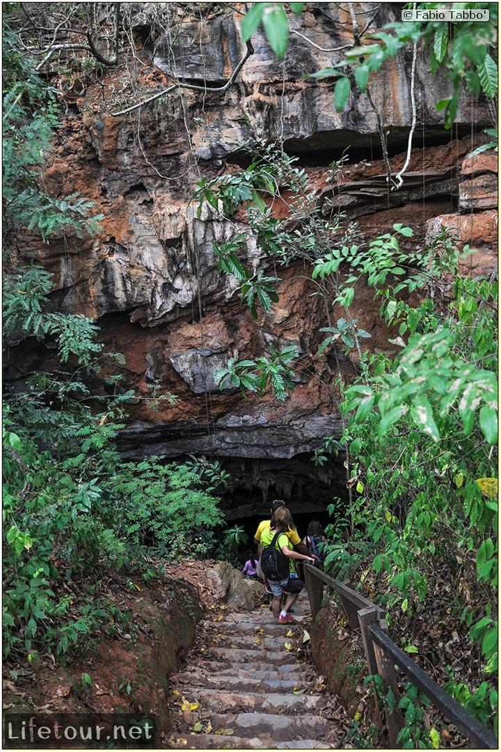 Fabio's LifeTour - Brazil (2015 April-June and October) - Chapada Diamantina - National Park - 2- Gruta da Lapa Doce - 8956