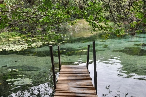 Fabio's LifeTour - Brazil (2015 April-June and October) - Chapada Diamantina - National Park - 3- Pratinha Grotto and lagoon - 9646 cover