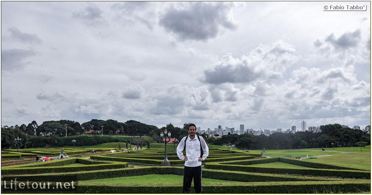 Fabio's LifeTour - Brazil (2015 April-June and October) - Curitiba - Botanical garden - 2983 cover