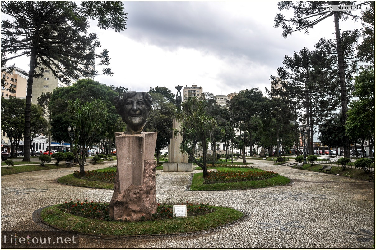 Fabio's LifeTour - Brazil (2015 April-June and October) - Curitiba - Historical center - other pictures city center - 5130