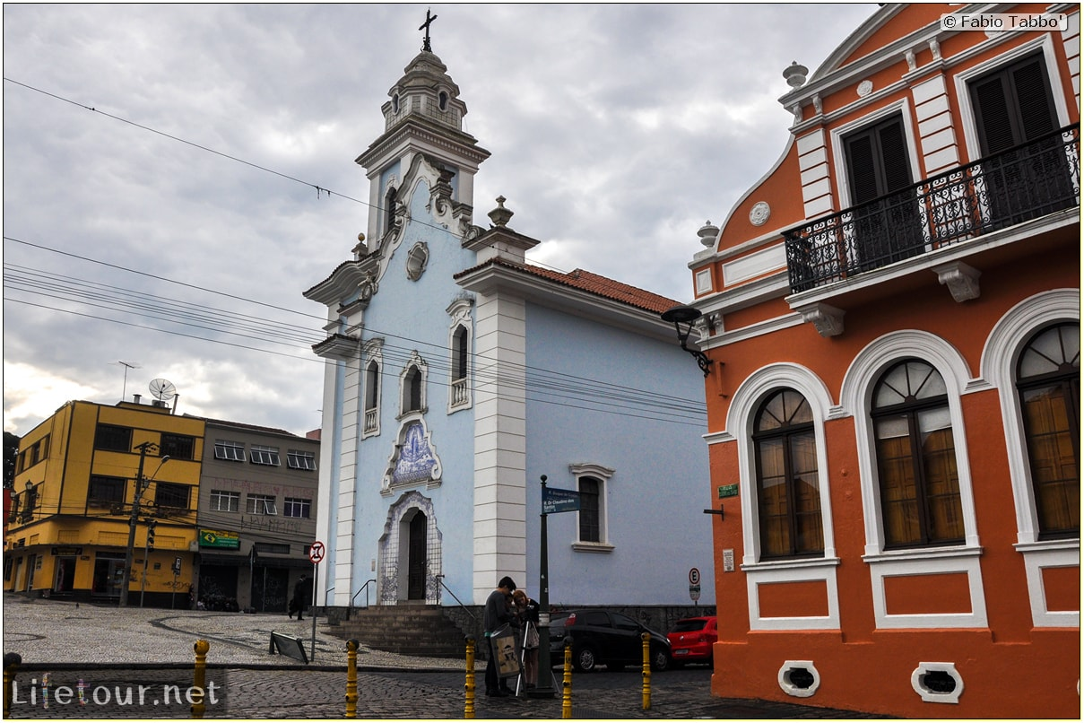Fabio's LifeTour - Brazil (2015 April-June and October) - Curitiba - Historical center - other pictures city center - 5943
