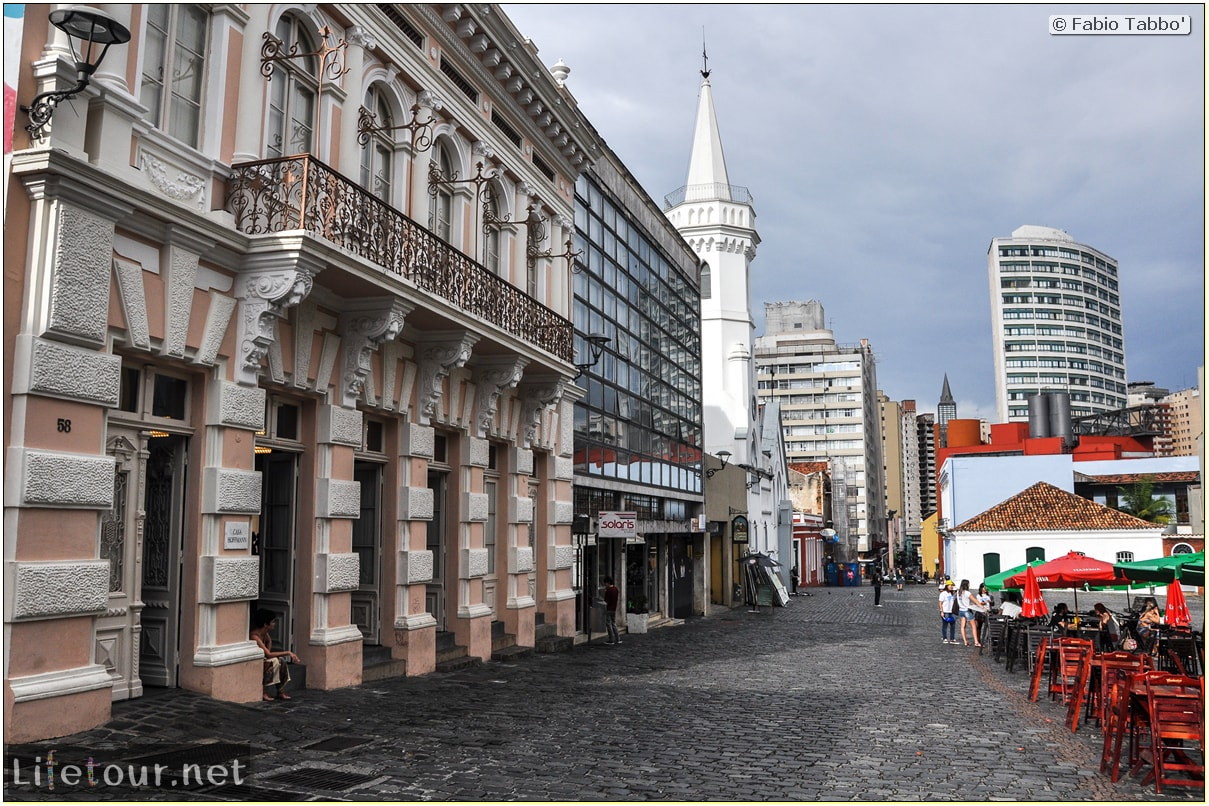 Fabio's LifeTour - Brazil (2015 April-June and October) - Curitiba - Historical center - other pictures city center - 6388