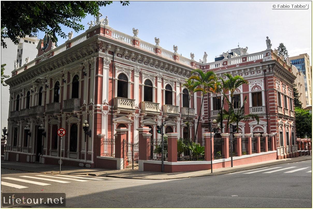 Fabio's LifeTour - Brazil (2015 April-June and October) - Florianopolis - Historical center - 2354