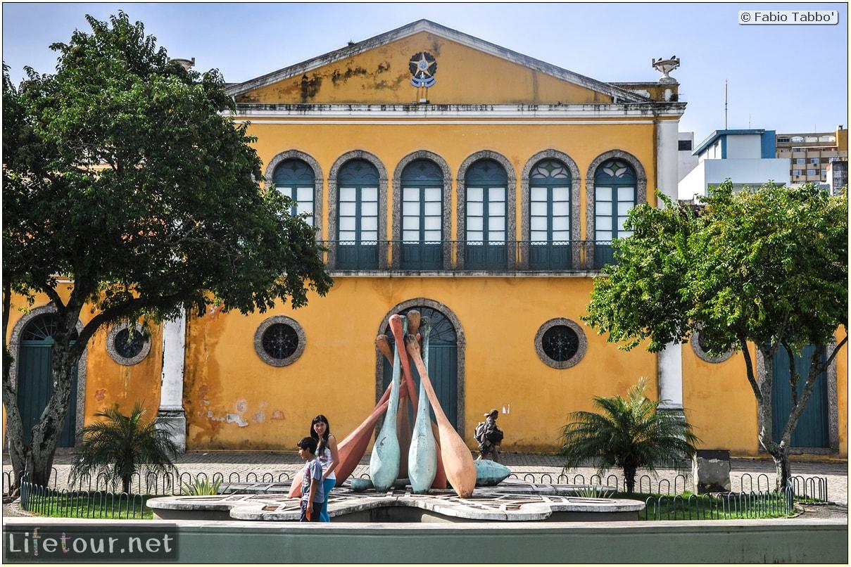 Fabio's LifeTour - Brazil (2015 April-June and October) - Florianopolis - Historical center - 2465