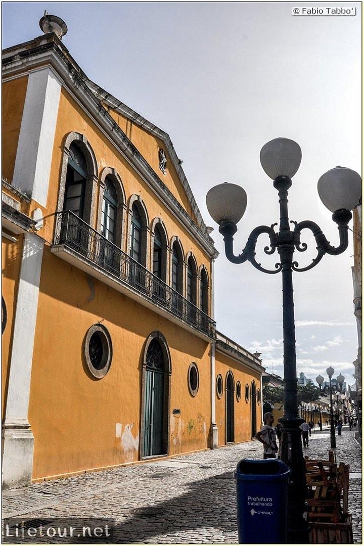 Fabio's LifeTour - Brazil (2015 April-June and October) - Florianopolis - Historical center - 2829
