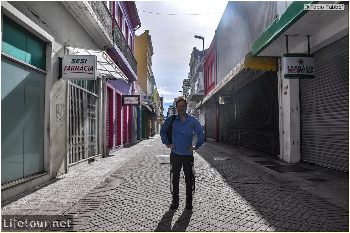 Fabio's LifeTour - Brazil (2015 April-June and October) - Florianopolis - Historical center - 3034