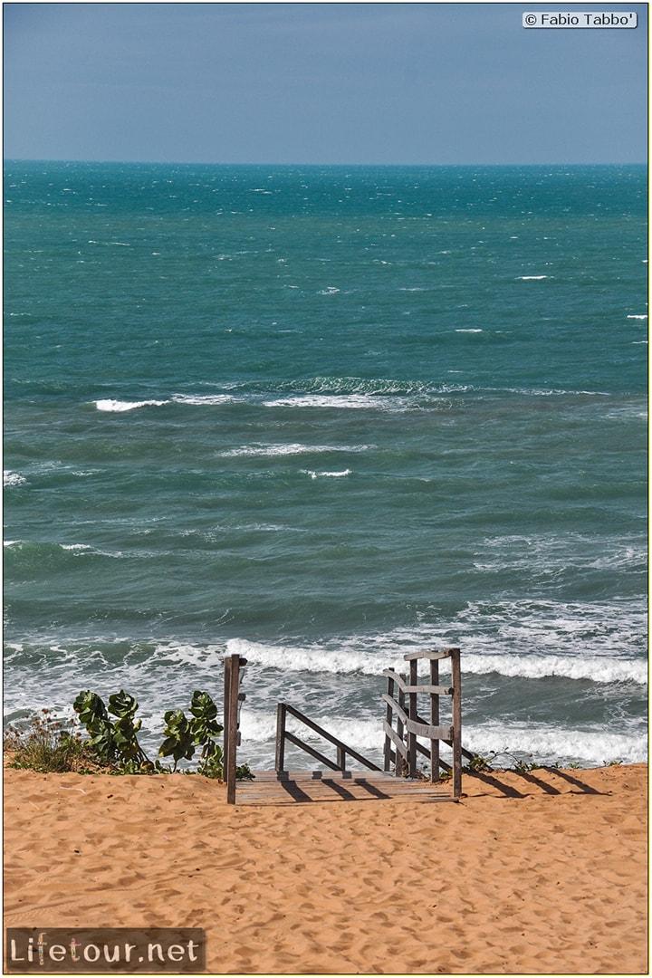 Fabio's LifeTour - Brazil (2015 April-June and October) - Fortaleza - Canoa Quebrada - 8258 cover