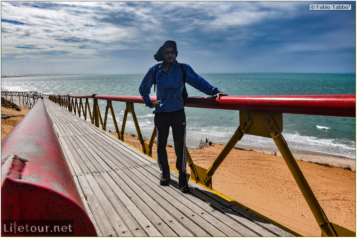 Fabio's LifeTour - Brazil (2015 April-June and October) - Fortaleza - Canoa Quebrada - 8955 cover