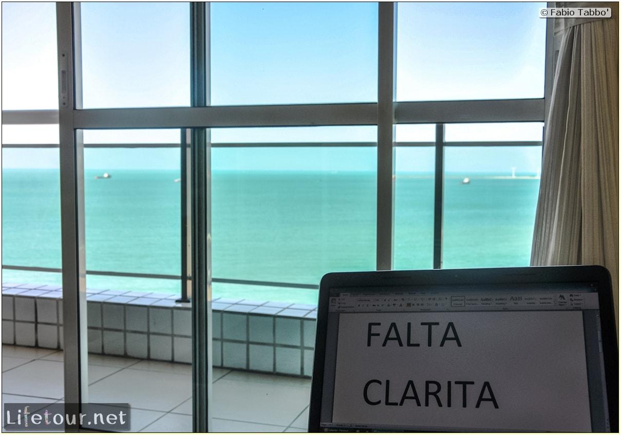 Fabio's LifeTour - Brazil (2015 April-June and October) - Fortaleza - Condos - Terraco do atlantico - 1629