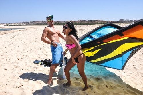Fabio's LifeTour - Brazil (2015 April-June and October) - Fortaleza - Kite-surfing Beach cofeco - 2680 cover