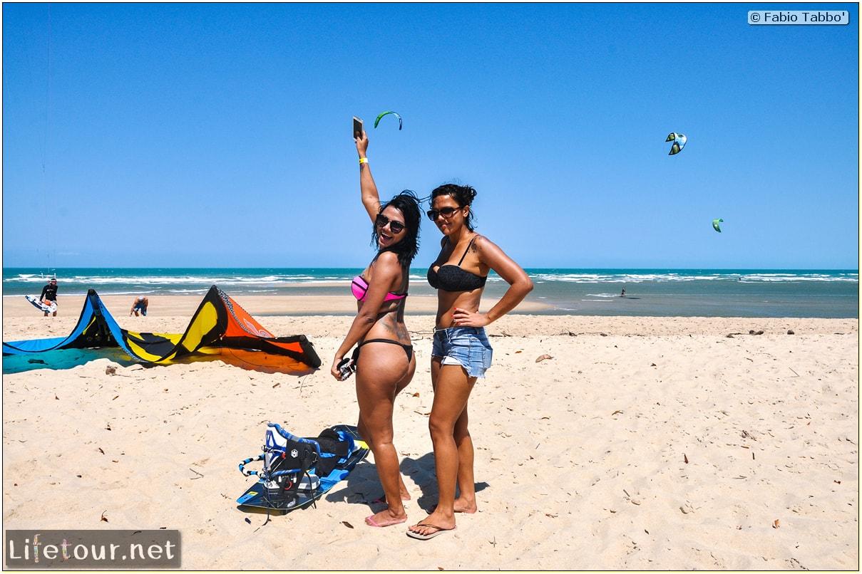 Fabio's LifeTour - Brazil (2015 April-June and October) - Fortaleza - Kite-surfing Beach cofeco - 3359 cover