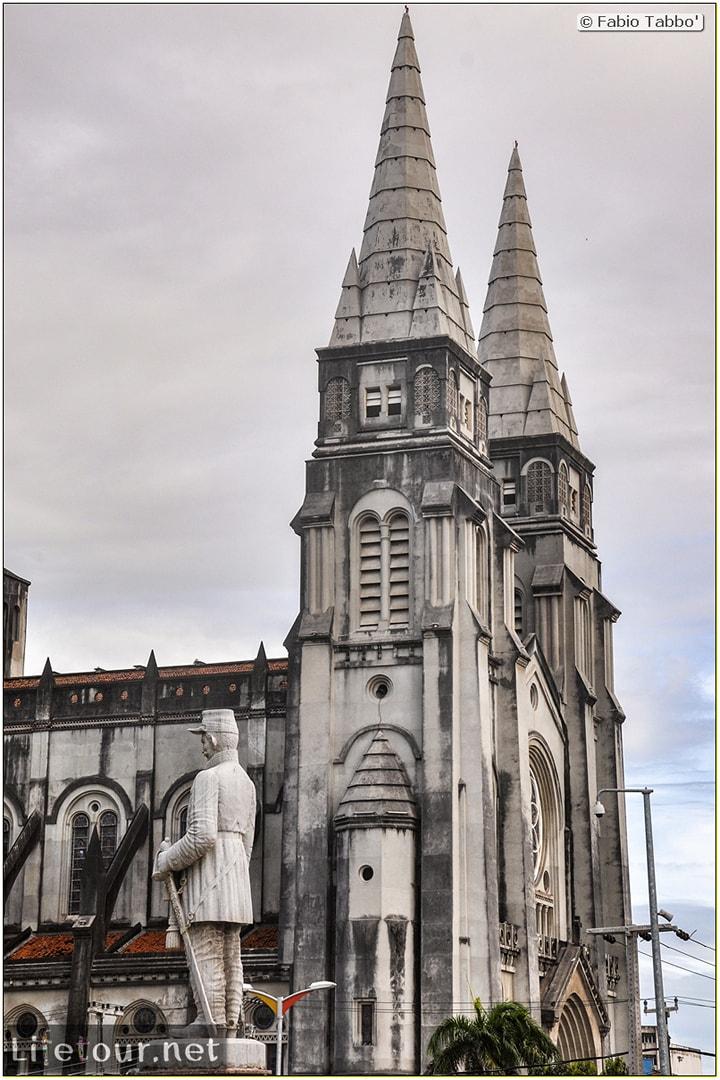 Fabio's LifeTour - Brazil (2015 April-June and October) - Fortaleza - city center - St. Joseph's Cathedral - 3206
