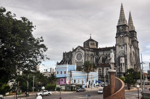 Fabio's LifeTour - Brazil (2015 April-June and October) - Fortaleza - city center - St. Joseph's Cathedral - 3303 cover