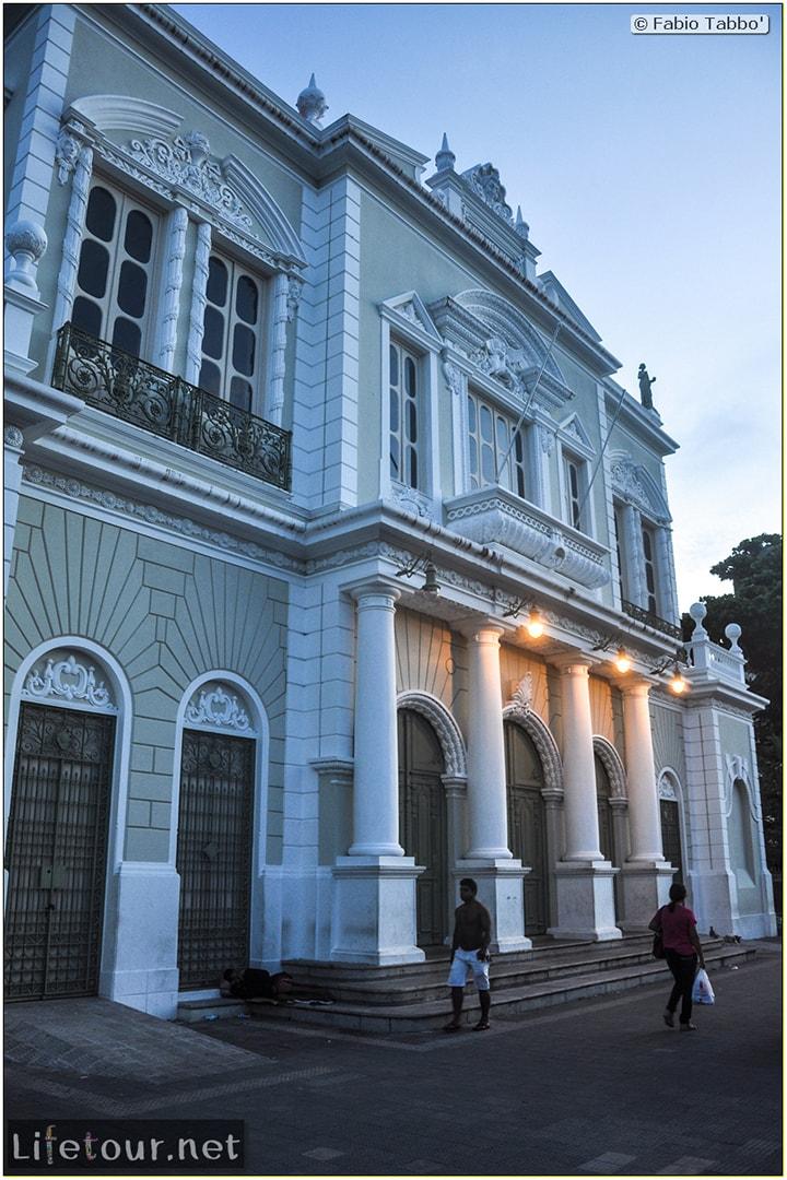 Fabio's LifeTour - Brazil (2015 April-June and October) - Fortaleza - city center - Theatro Jose de Alencar - 4405