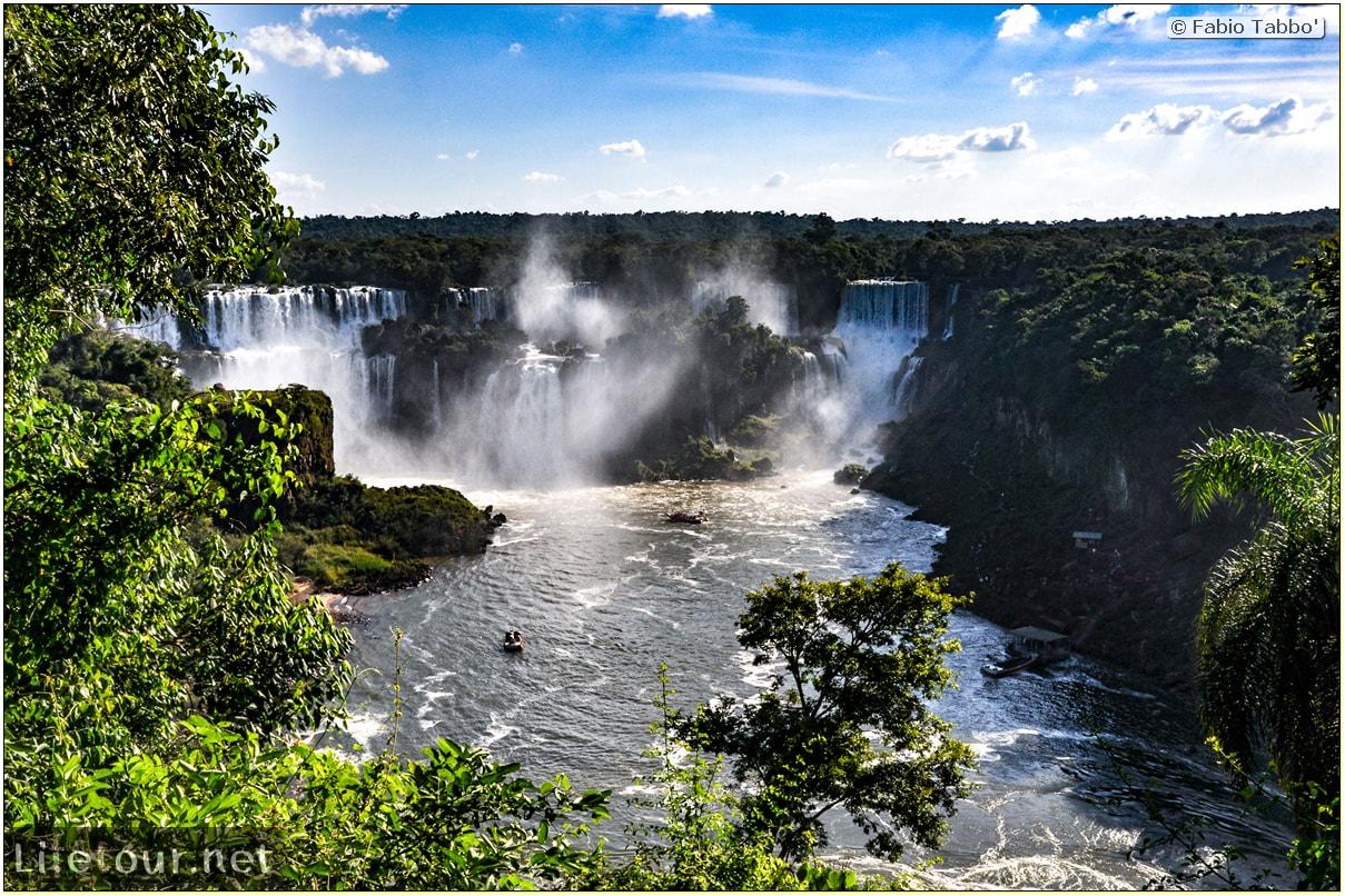Fabio's LifeTour - Brazil (2015 April-June and October) - Iguazu falls - The falls - 4745