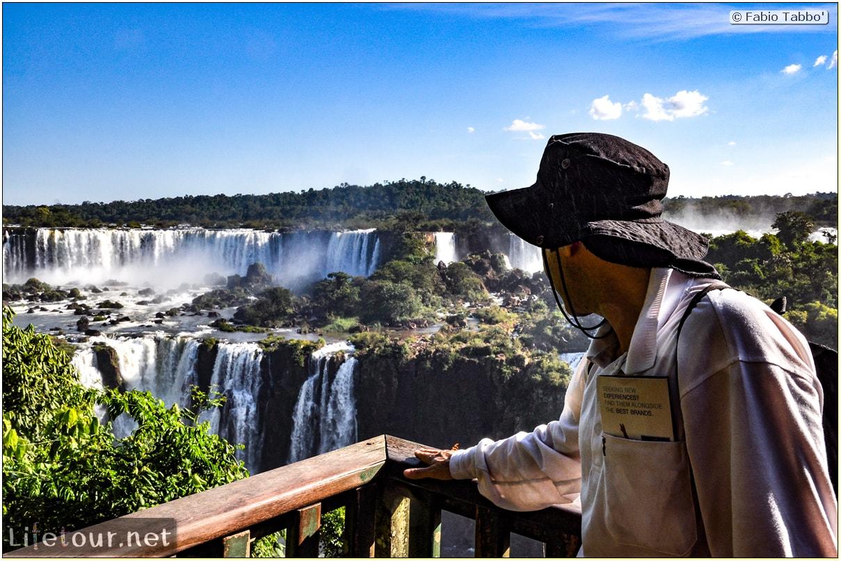 Fabio's LifeTour - Brazil (2015 April-June and October) - Iguazu falls - The falls - 5049
