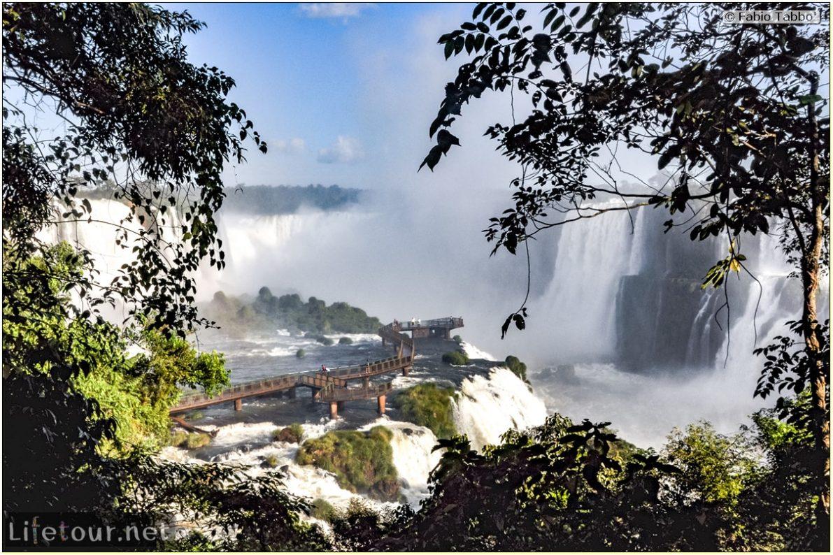 Fabio's LifeTour - Brazil (2015 April-June and October) - Iguazu falls - The falls - 7795