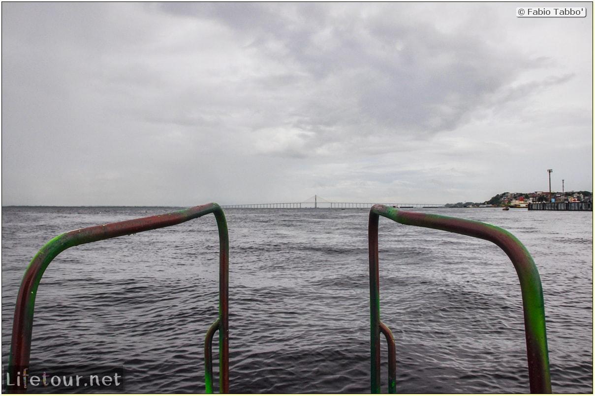 Fabio's LifeTour - Brazil (2015 April-June and October) - Manaus - Amazon Jungle - Manaus bridge - 1681