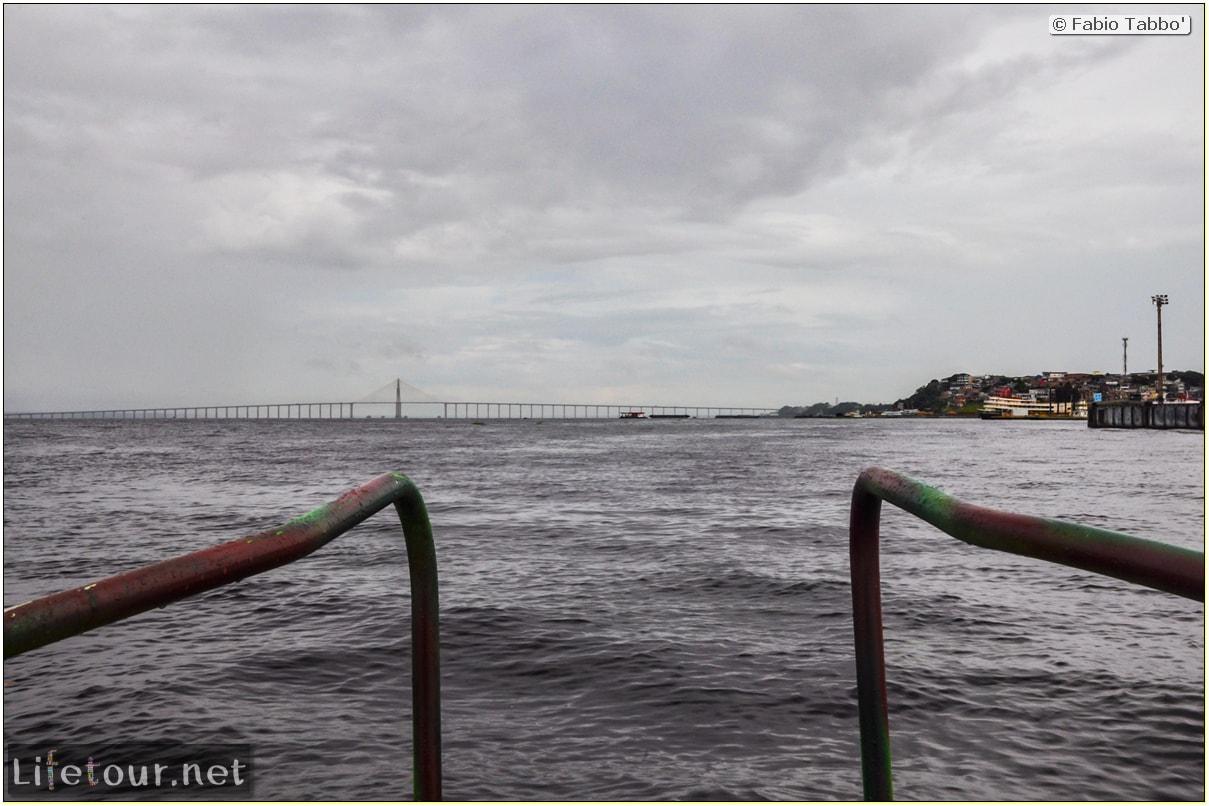 Fabio's LifeTour - Brazil (2015 April-June and October) - Manaus - Amazon Jungle - Manaus bridge - 1774