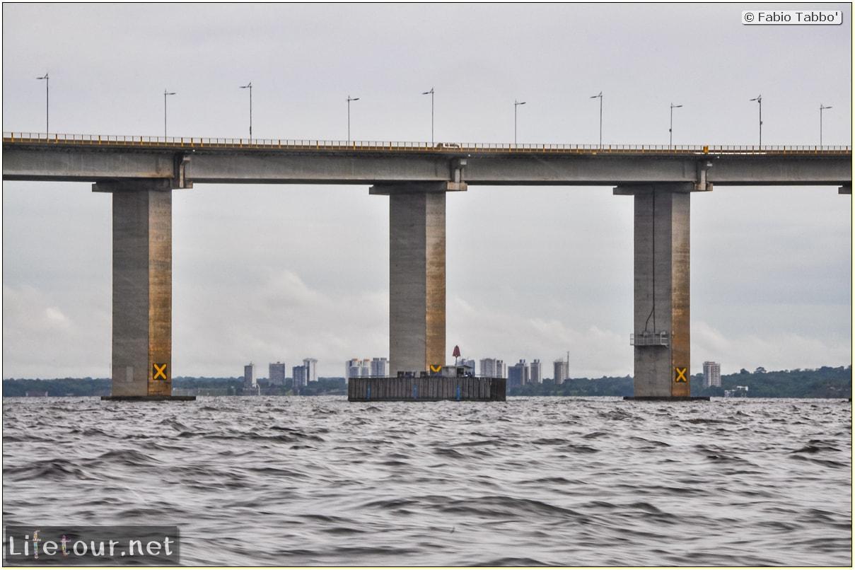 Fabio's LifeTour - Brazil (2015 April-June and October) - Manaus - Amazon Jungle - Manaus bridge - 2352