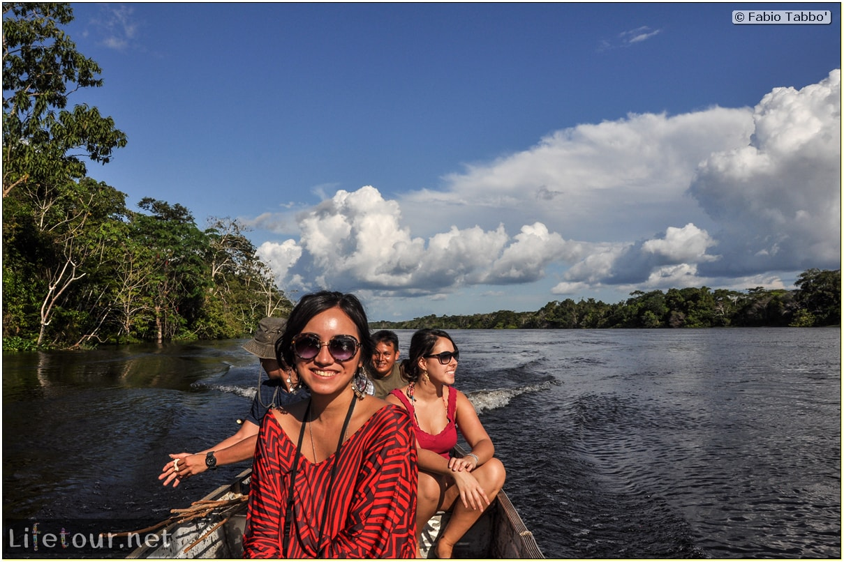 Fabio's LifeTour - Brazil (2015 April-June and October) - Manaus - Amazon Jungle - Piranha fishing - 9242 cover