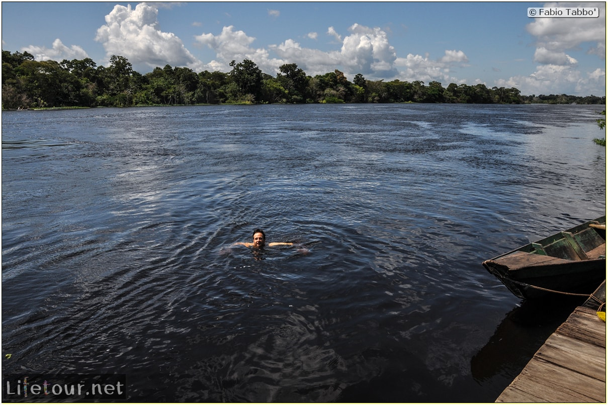 Fabio's LifeTour - Brazil (2015 April-June and October) - Manaus - Amazon Jungle - Sleeping in jungle lodge - 10968 cover