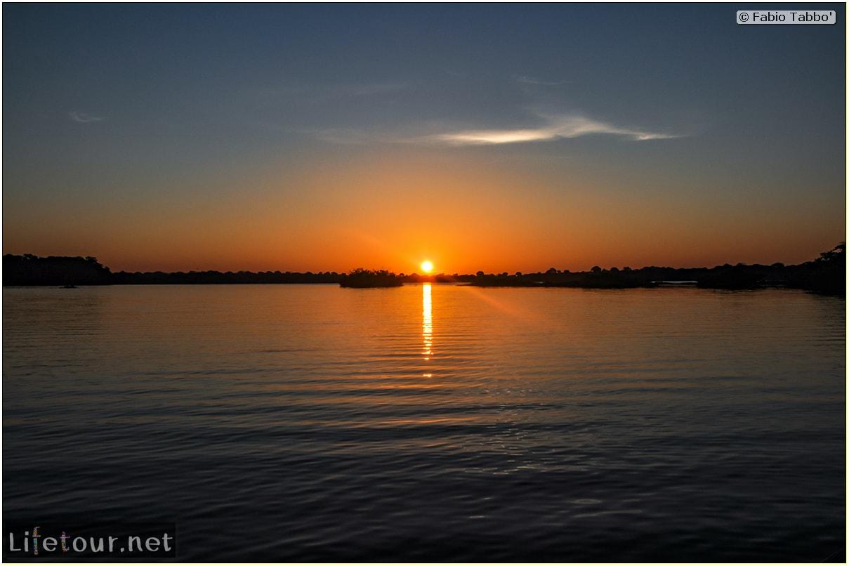 Fabio's LifeTour - Brazil (2015 April-June and October) - Manaus - Amazon Jungle - Sunrise on the Amazon - 10336 cover