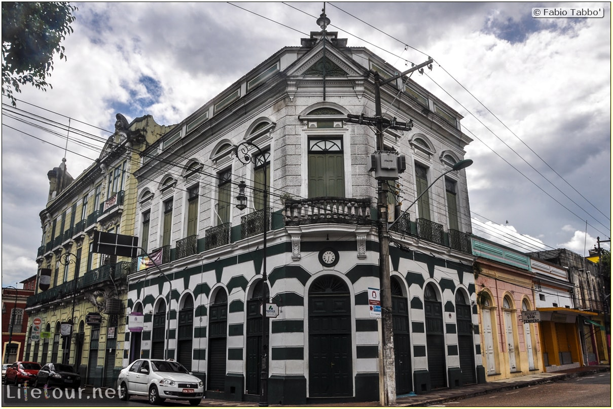 Fabio's LifeTour - Brazil (2015 April-June and October) - Manaus - City - Historical center - 1680