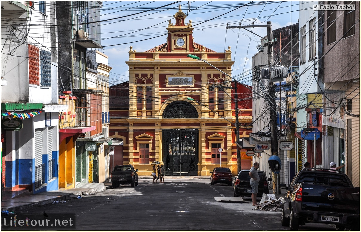 Fabio's LifeTour - Brazil (2015 April-June and October) - Manaus - City - Historical center - 7764