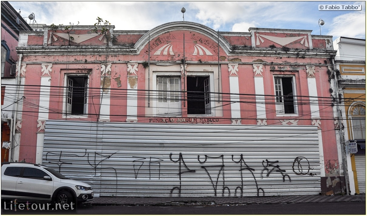 Fabio's LifeTour - Brazil (2015 April-June and October) - Manaus - City - Historical center - 7794