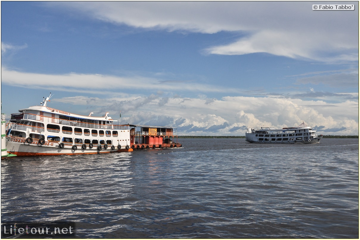 Fabio's LifeTour - Brazil (2015 April-June and October) - Manaus - City - Manaus Port - 6275