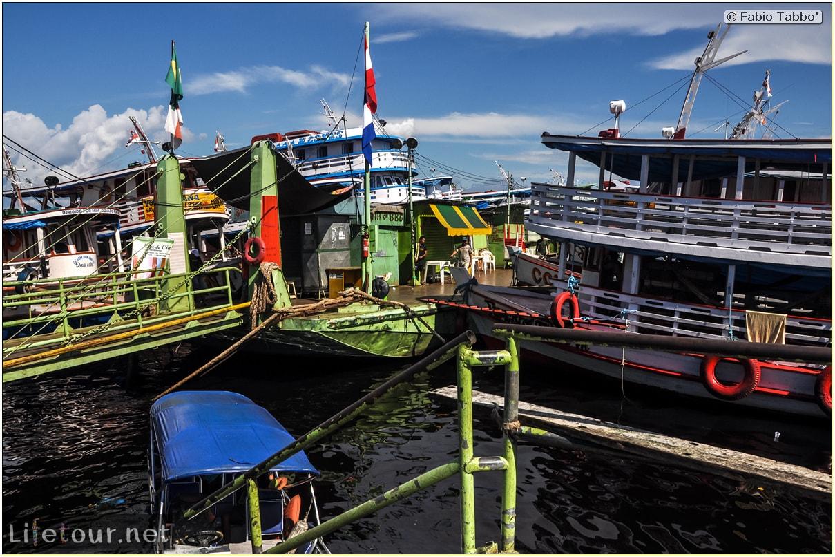 Fabio's LifeTour - Brazil (2015 April-June and October) - Manaus - City - Manaus Port - 6455