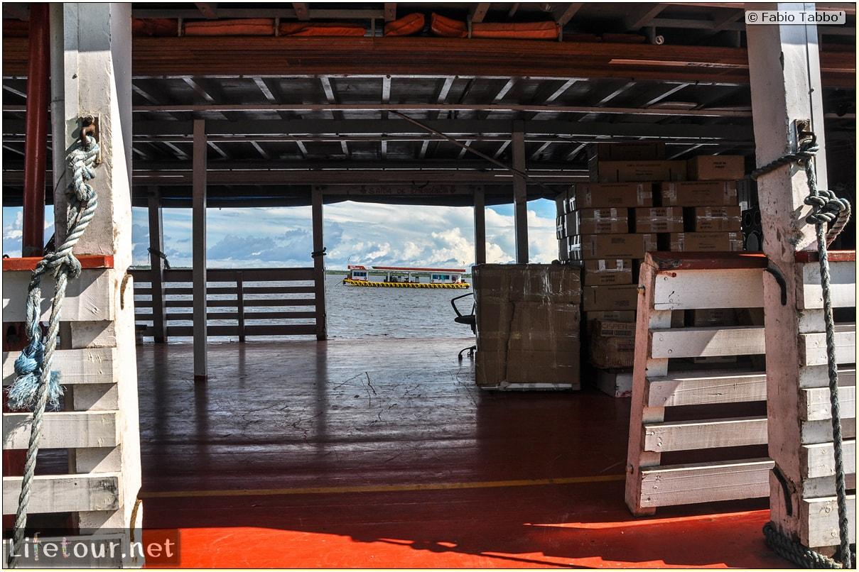 Fabio's LifeTour - Brazil (2015 April-June and October) - Manaus - City - Manaus Port - 6595 cover