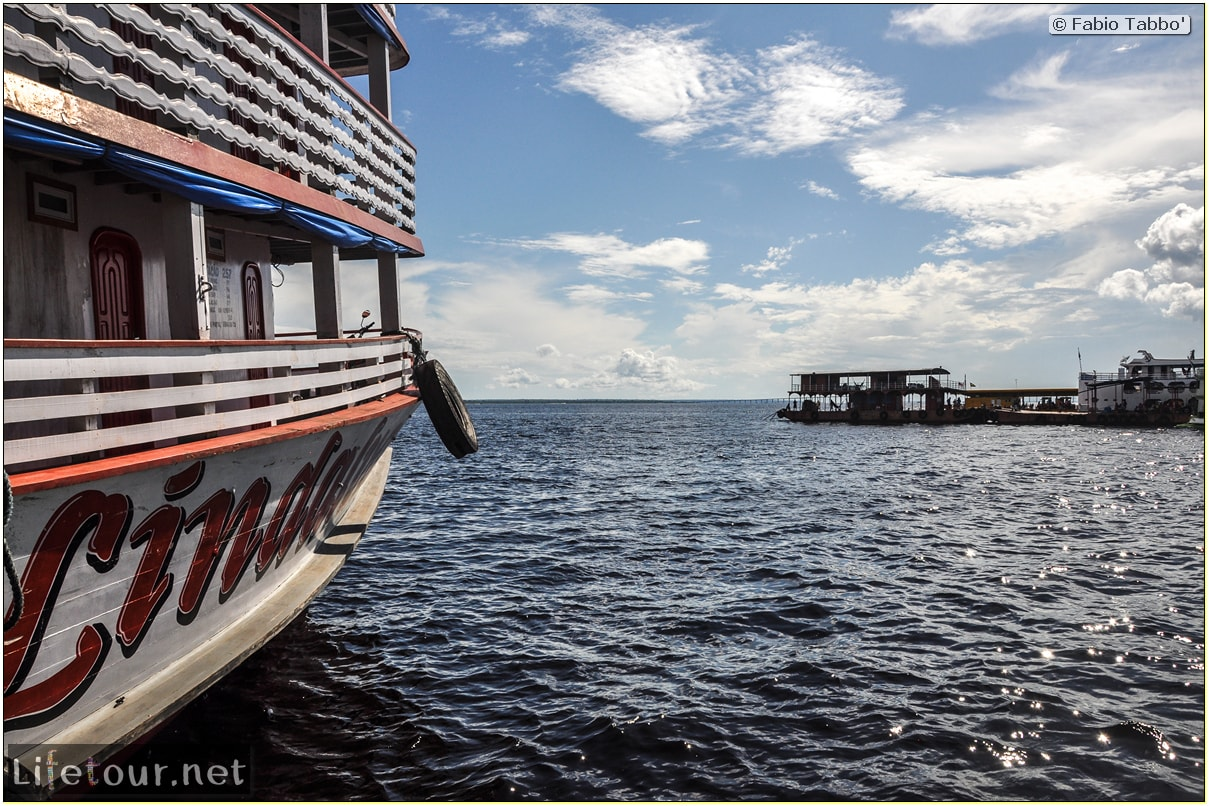Fabio's LifeTour - Brazil (2015 April-June and October) - Manaus - City - Manaus Port - 6766