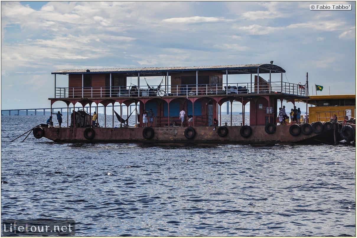 Fabio's LifeTour - Brazil (2015 April-June and October) - Manaus - City - Manaus Port - 6966