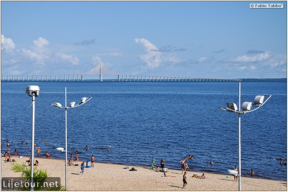 Fabio's LifeTour - Brazil (2015 April-June and October) - Manaus - City - Ponta Negra - 8668 cover