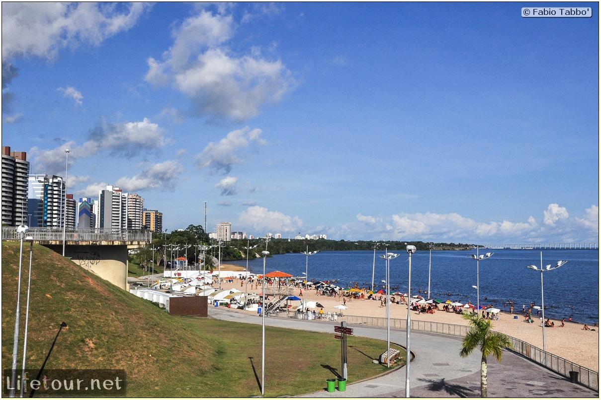 Fabio's LifeTour - Brazil (2015 April-June and October) - Manaus - City - Ponta Negra - 8729
