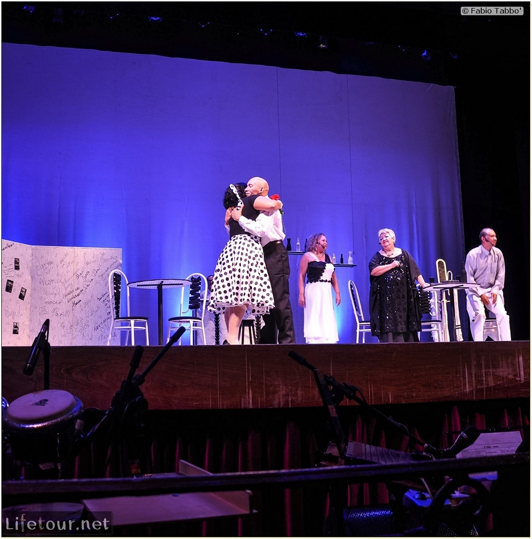 Fabio's LifeTour - Brazil (2015 April-June and October) - Manaus - City - Teatro Amazonas - Brazilian comedy show - 4875