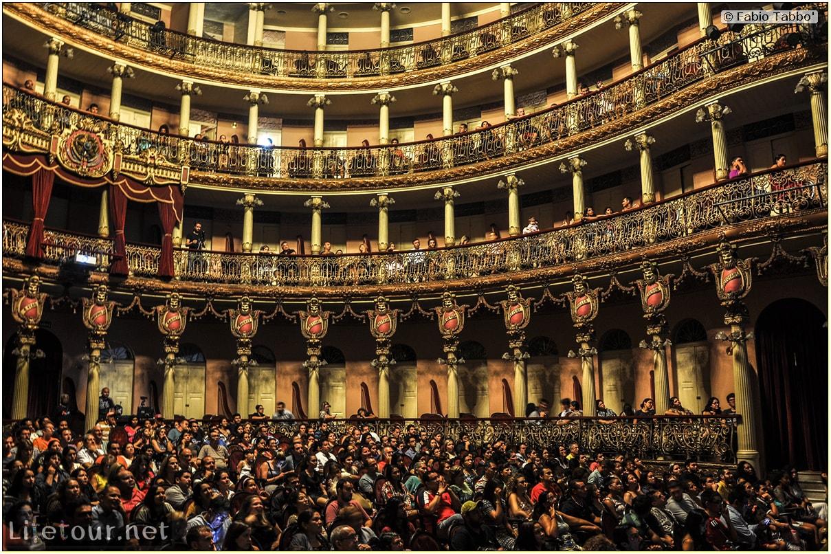 Fabio's LifeTour - Brazil (2015 April-June and October) - Manaus - City - Teatro Amazonas - Medieval music show - 2566 cover