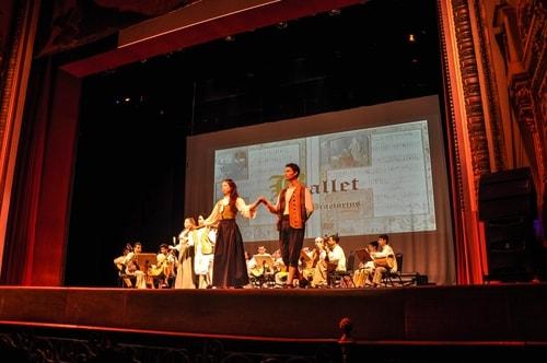 Fabio's LifeTour - Brazil (2015 April-June and October) - Manaus - City - Teatro Amazonas - Medieval music show - 4487 cover