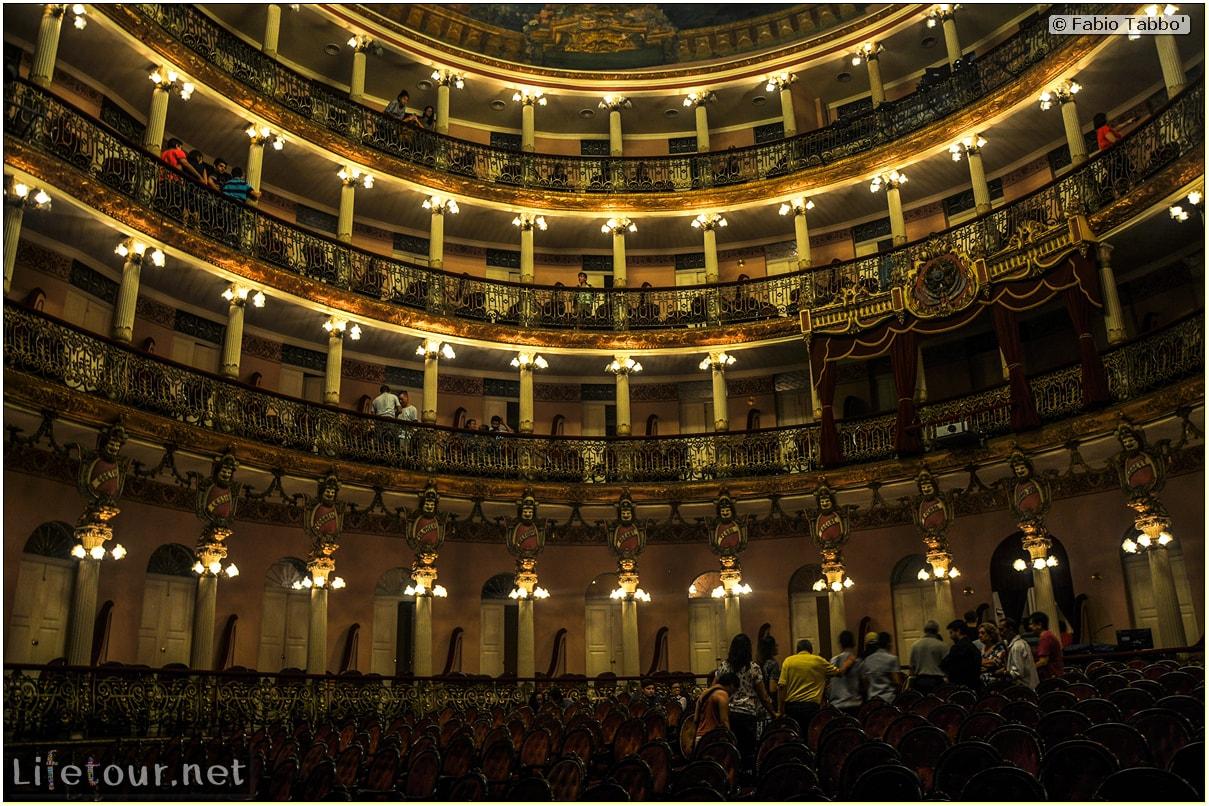 Fabio's LifeTour - Brazil (2015 April-June and October) - Manaus - City - Teatro Amazonas - Medieval music show - 5492