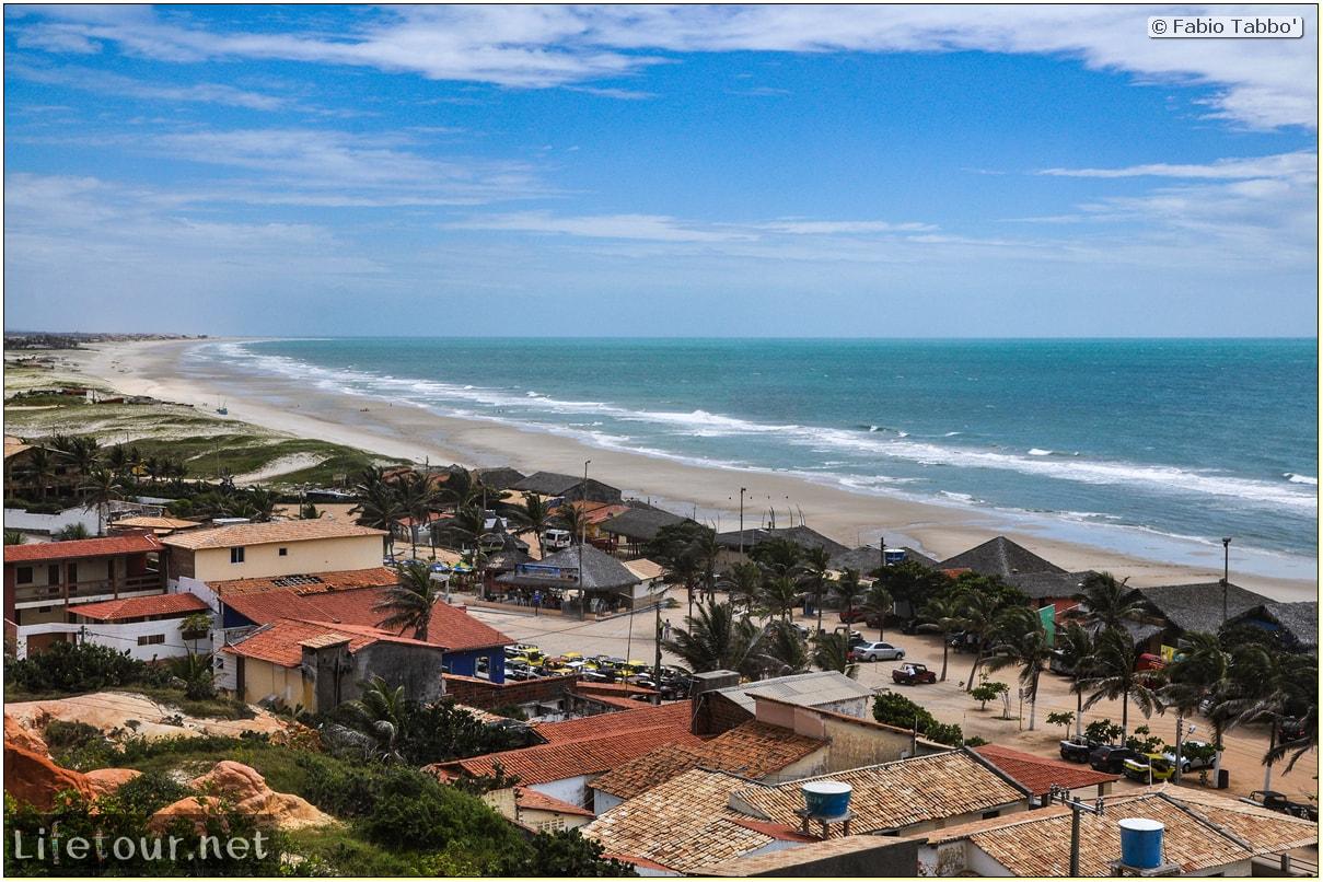 Fabio's LifeTour - Brazil (2015 April-June and October) - Morro Branco - City - 2061