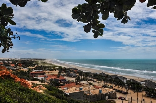 Fabio's LifeTour - Brazil (2015 April-June and October) - Morro Branco - City - 2117 cover