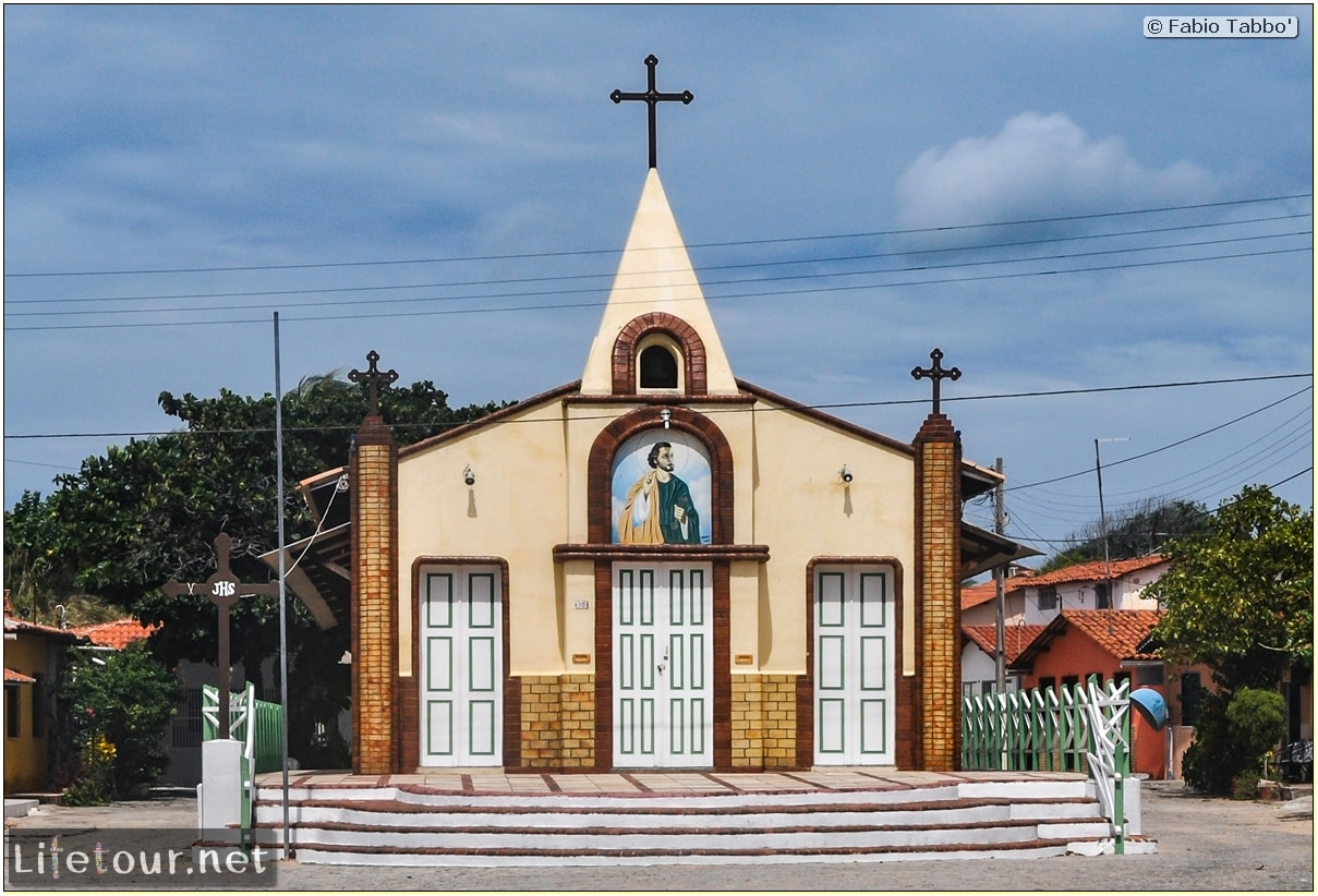 Fabio's LifeTour - Brazil (2015 April-June and October) - Morro Branco - City - 2293