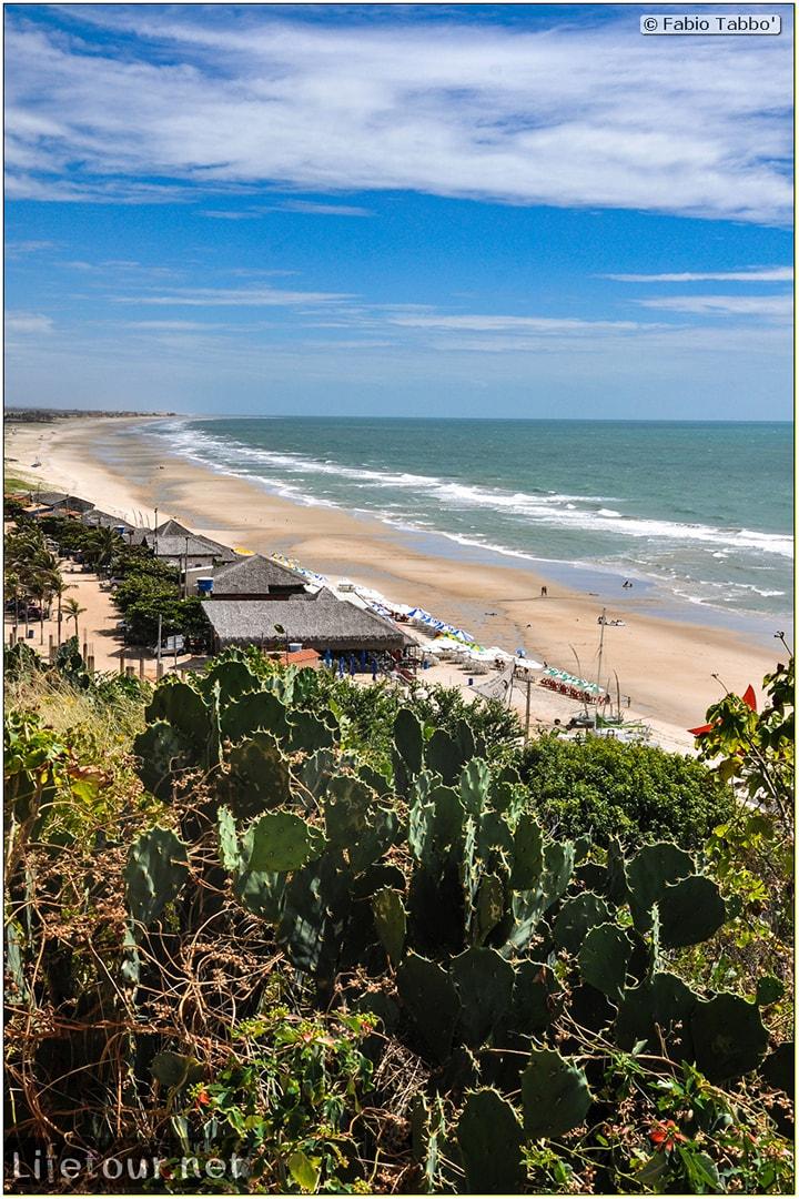 Fabio's LifeTour - Brazil (2015 April-June and October) - Morro Branco - City - 2517 cover