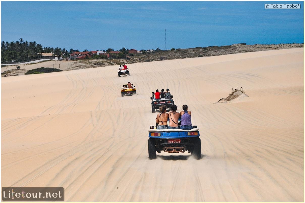 Fabio's LifeTour - Brazil (2015 April-June and October) - Morro Branco - Dune Buggy racing - 7144 cover