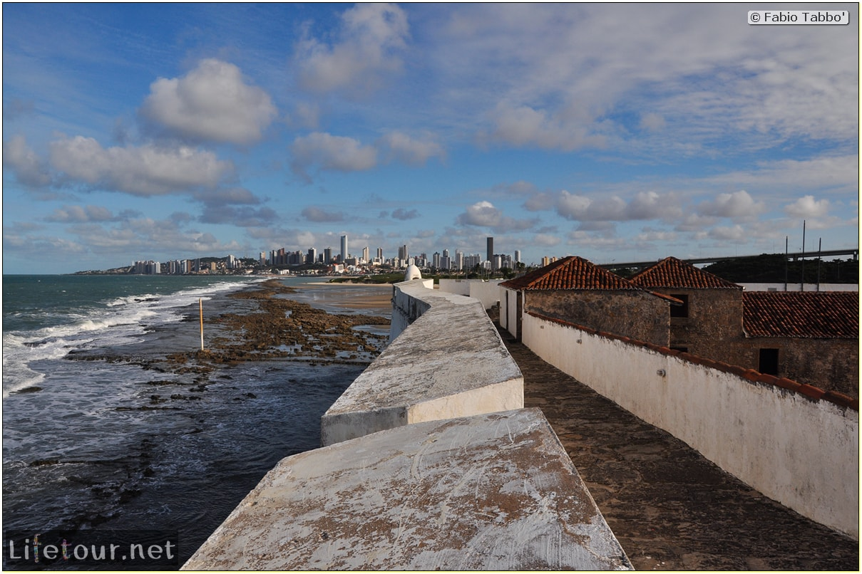 Fabio's LifeTour - Brazil (2015 April-June and October) - Natal - Fortaleza Dos Reis Magos - 4278